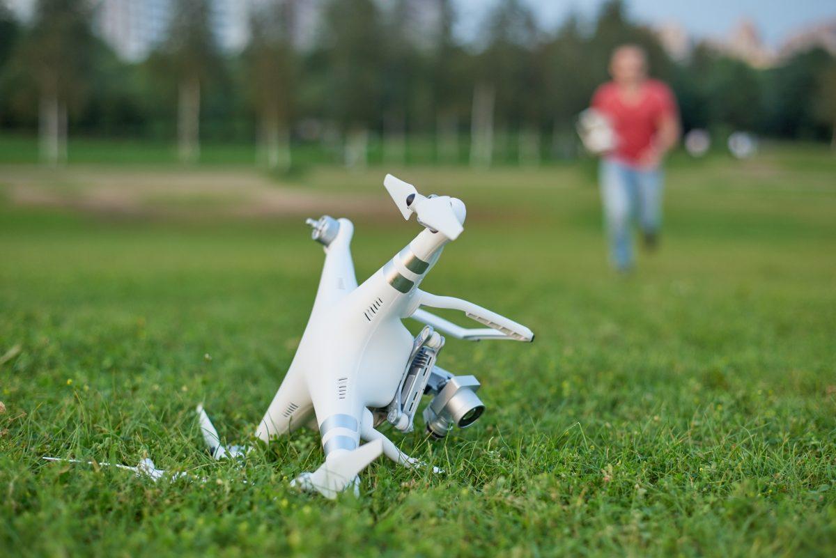 7 причин, из-за которых разбивают и теряют квадрокоптеры