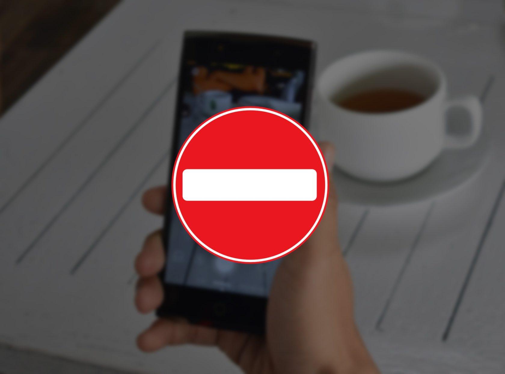 Instagram заблокирован — что делать?